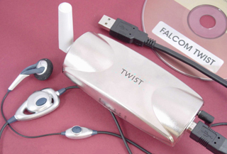 Falcom Twist USB Set